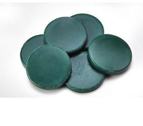 Cera A Caldo Dischi Verde