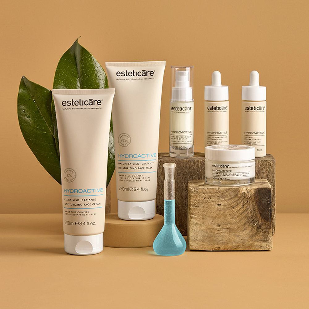 trattamento idratante pelle